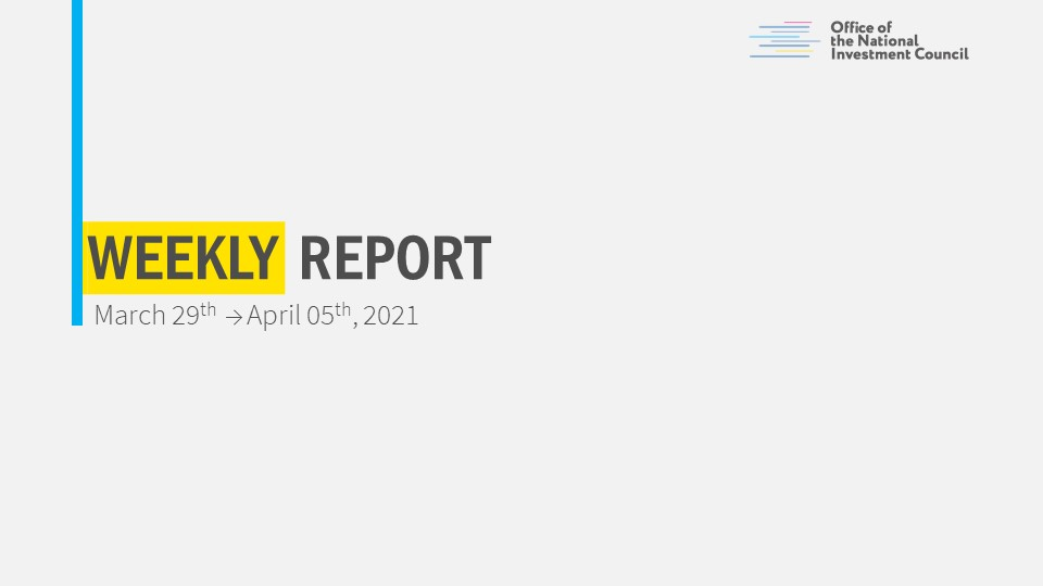 Weekly Analytical Report 29.03 - 05.04
